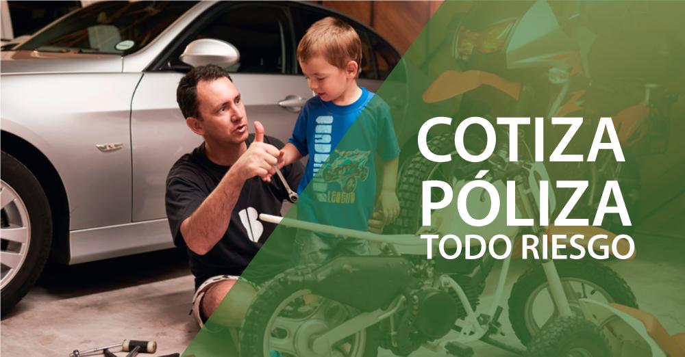 Esta es una imagen principal de poliza todo riesgo veiculos y motos perteneciente a la pagina de inicio de acolseg.com.co